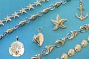 Sterling Silver Nautical Jewelry